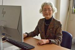 山川京子教授