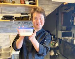 レンジ炊飯など、電子レンジを使った調理動画が話題となっているクッキングエンターテイナーの大西さん