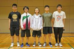 バスケットボールで2位の星槎国際