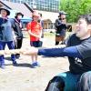 へき地学校のいま(5)「運動会 新得町・富村牛小中学校」