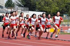 小学6年女子800メートル
