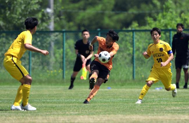 帯北0-1札幌大谷に惜敗、7年ぶり6度目の全国逃す 全道高体連サッカー準決勝