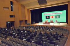 団員、来賓170人が参加した記念式典