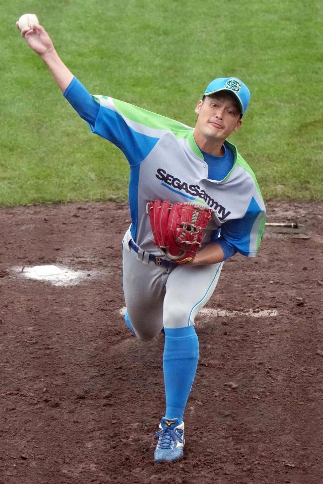帯農高出の陶久先発、セガサミー勝利に貢献2回戦へ 社会人野球日本選手権
