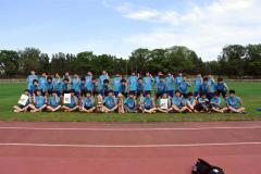 学校対抗男女総合を21年ぶりに制した札内