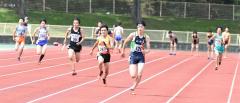 男子400メートルリレー決勝