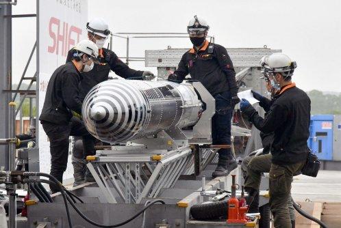 MOMO7号機3日昼の打ち上げ延期 午後4時にリトライへ 大樹IST