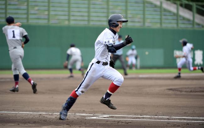 帯大谷延長11回サヨナラ勝利で支部代表、5―4帯工 夏の高校野球支部予選