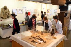 本別や函館の空襲を通して命の大切さを伝える企画展
