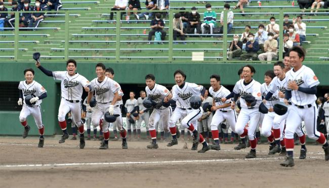 帯大谷激闘3時間サヨナラ勝ち歓喜、敗れた帯工も奇跡の粘り 高校野球支部予選最終日