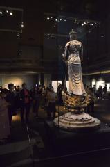国宝の十一観音菩薩を堪能 聖林寺展 3
