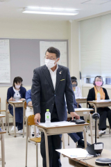 帯広コア専門学校協賛会が総会 2