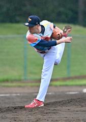 【決勝・レアル―鶏の伊藤】鶏の伊藤の先発・山田遼平