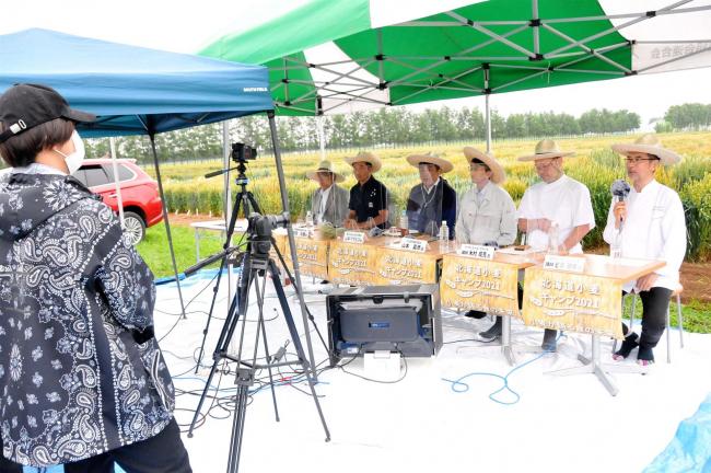 オンラインで道産麦の魅力を発信 北海道小麦キャンプ開催