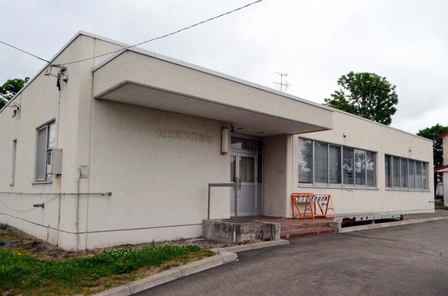 防災倉庫を多世代交流施設に改修へ 池田町