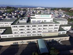 6月1日で開院20周年の節目を迎えた帯広徳洲会病院