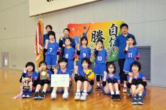 女子2連覇のR・Yスパークス