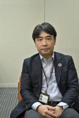 新任者「北洋銀行常務執行役員帯広中央支店長 津山博恒氏」 2