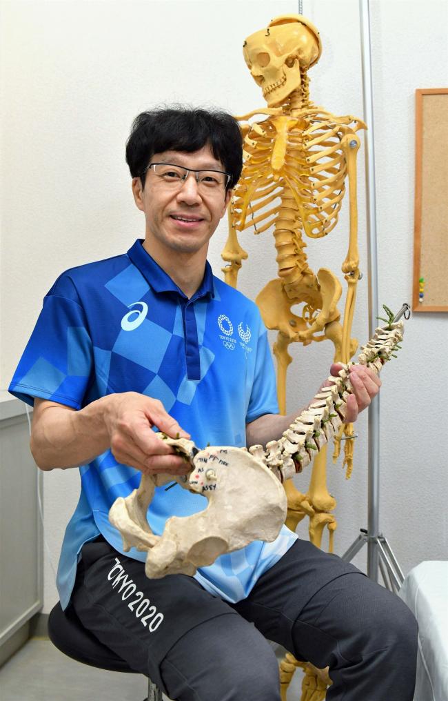 東京五輪にスタッフとして参加の後藤さん リオに続き2度目