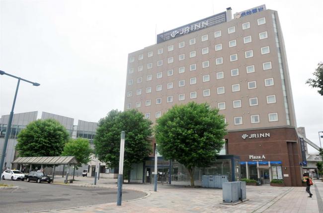 JRイン帯広11月で閉館 サ高住に 来年秋開業