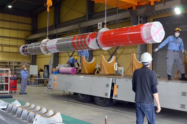 ISTがモモ6号機を射場へ運搬、今夏打ち上げへ準備着々 大樹