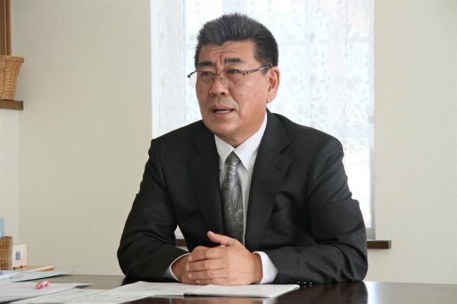 本別町長選 佐々木基裕氏が出馬表明