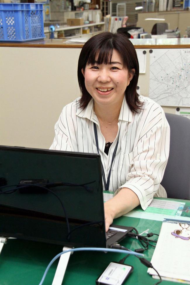 オンライン婚活きっかけに移住 清水 協力隊員の木村さん