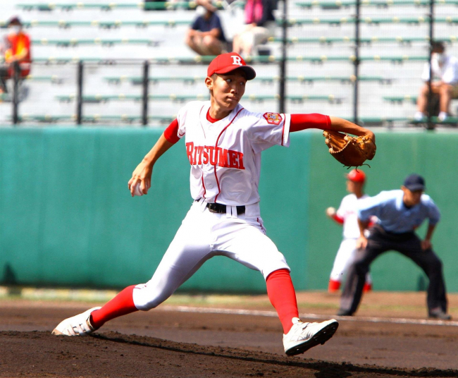 杉本粘投、道下、橋本、竹澤の十勝勢奮闘 高校野球南北海道大会