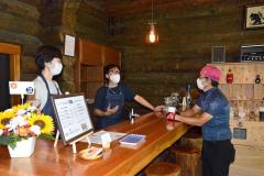 糠平湖畔にカフェオープン 上士幌 5