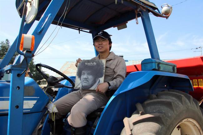 祖父を継いで4代目就農へ 26歳太田涼太さん 新得