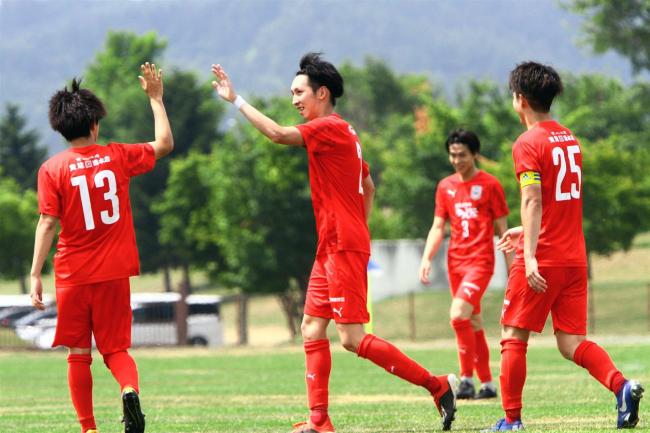 新得FC2―1で釧路に勝利、サッカー道リーグ第3節