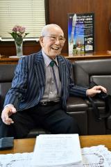 石原正光さん死去、95歳 東北海道ヤナセなど経営 2