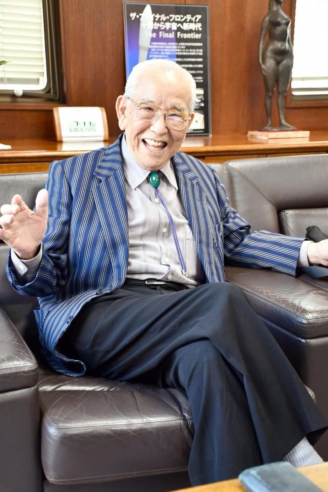 石原正光さん死去、95歳 東北海道ヤナセなど経営