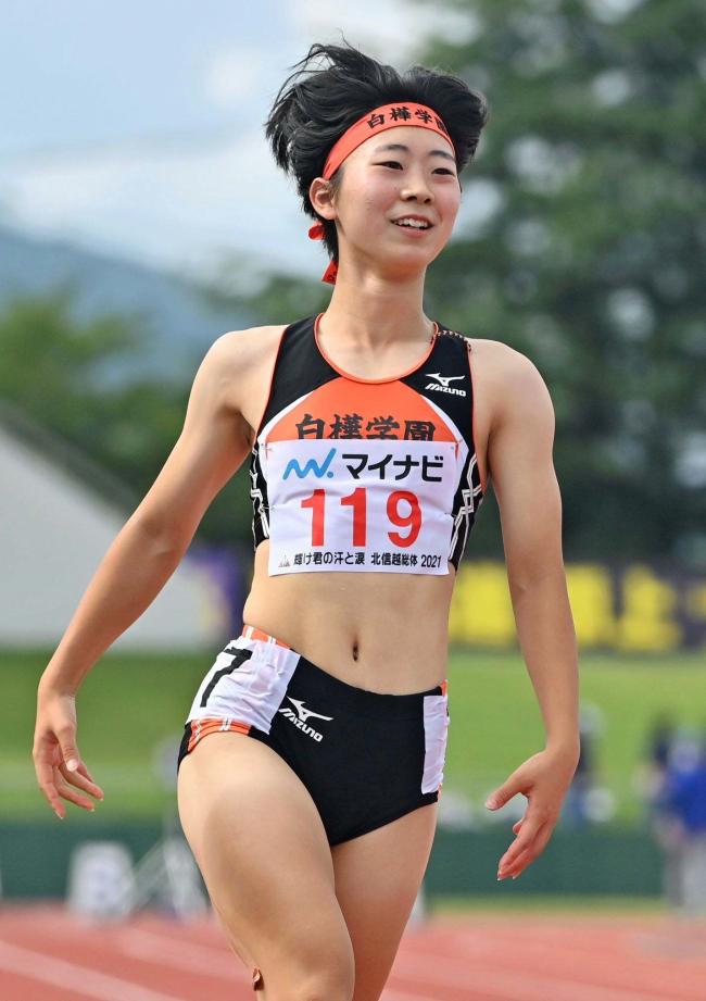 女子100Mの澤村、決勝進出逃す 全国高校総体陸上競技第2日