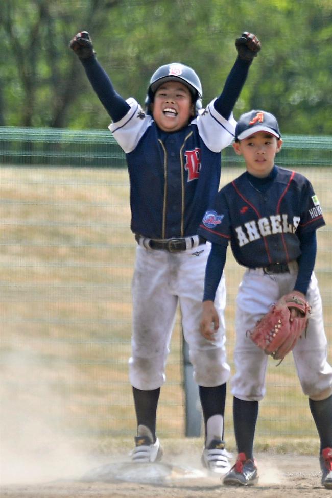 木野東8年ぶりV 9-2緑陽台 十勝管内町村少年野球音更大会