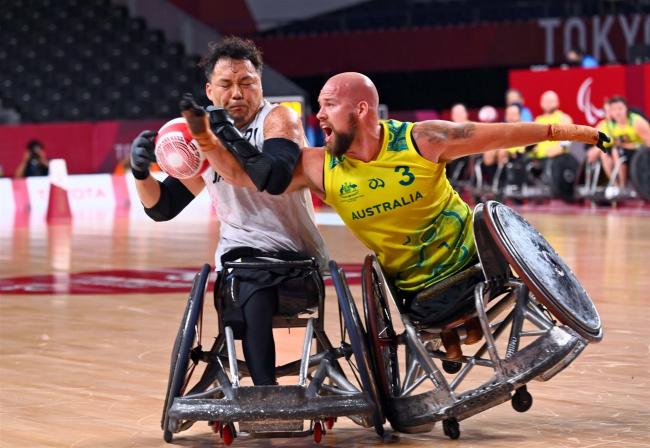 【写真特集】東京パラリンピック「世界の個性、可能性は無限」