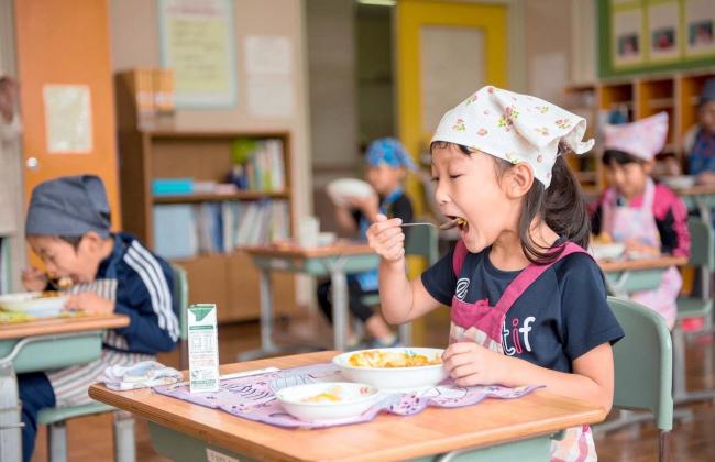 JA忠類が学校給食にゆり根を提供 幕別