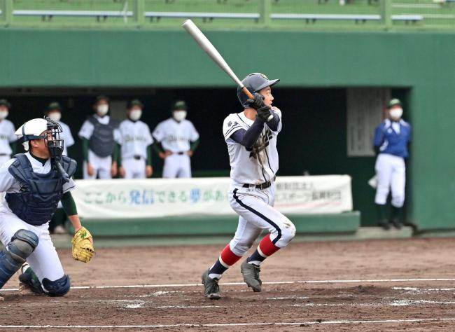 帯大谷16安打猛攻で初戦快勝、春季道高校野球十勝支部予選第1日