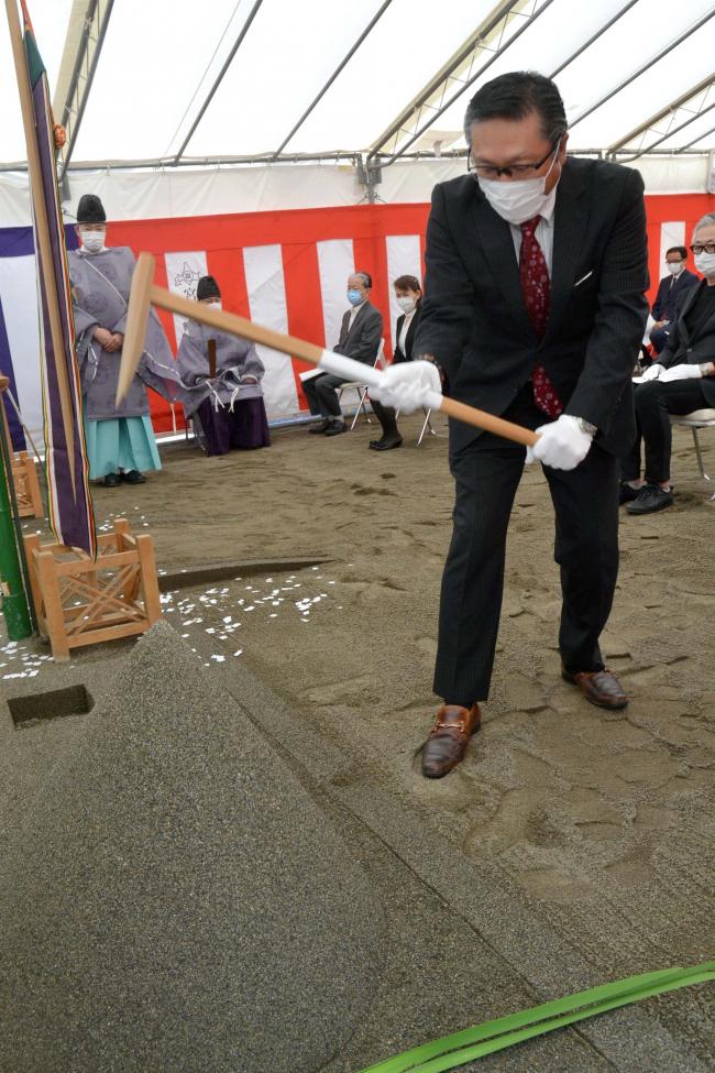 全24室に露天風呂、一泊3万円から想定 十勝川温泉「ホリデー」跡の新旅館