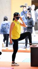 高木美帆「北京で勝ちにいく滑りを」 スピードスケートナショナルチーム練習公開 10