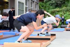 高木美帆「北京で勝ちにいく滑りを」 スピードスケートナショナルチーム練習公開 13