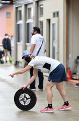 高木美帆「北京で勝ちにいく滑りを」 スピードスケートナショナルチーム練習公開 15