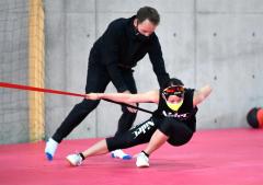 高木美帆「北京で勝ちにいく滑りを」 スピードスケートナショナルチーム練習公開 3
