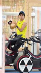 高木美帆「北京で勝ちにいく滑りを」 スピードスケートナショナルチーム練習公開 5