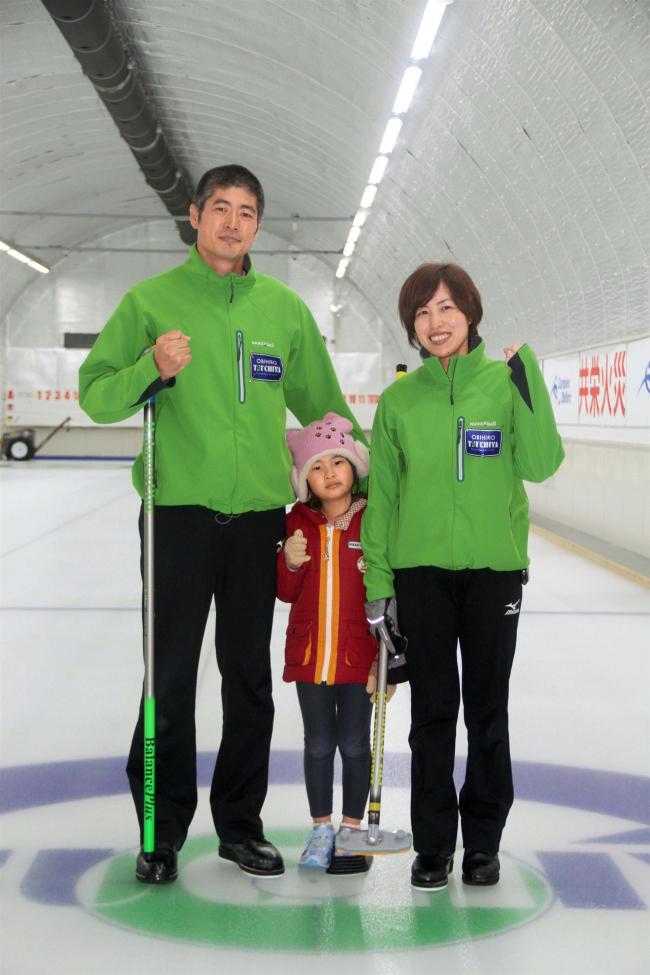 帯畜大出身の竹田直将・智子夫妻 北京五輪カーリングミックス複日本代表決定戦に「本物のアマチュア」として挑む