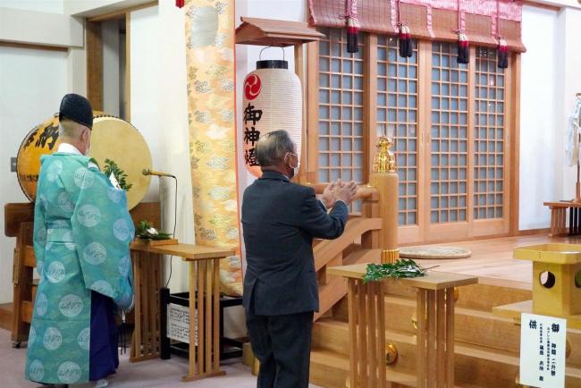 士幌神社で秋季大祭 士幌