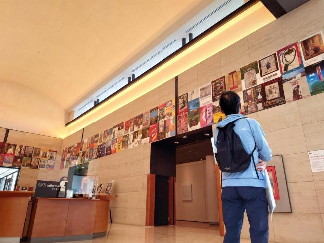 30周年の道立帯広美術館でポスター展始まる