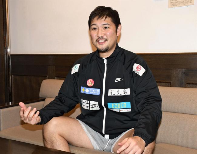 バスケ松田鋼季「がんがん攻めたい」米国プロバスケ独立リーグで長年活躍