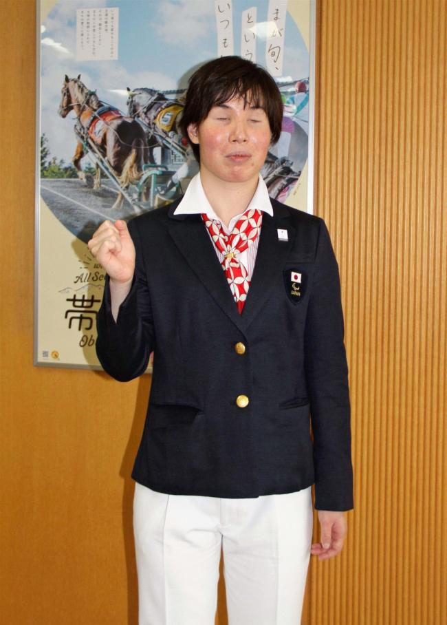「このままでは終われない」パラ水泳・小野智華子が現役続行を宣言