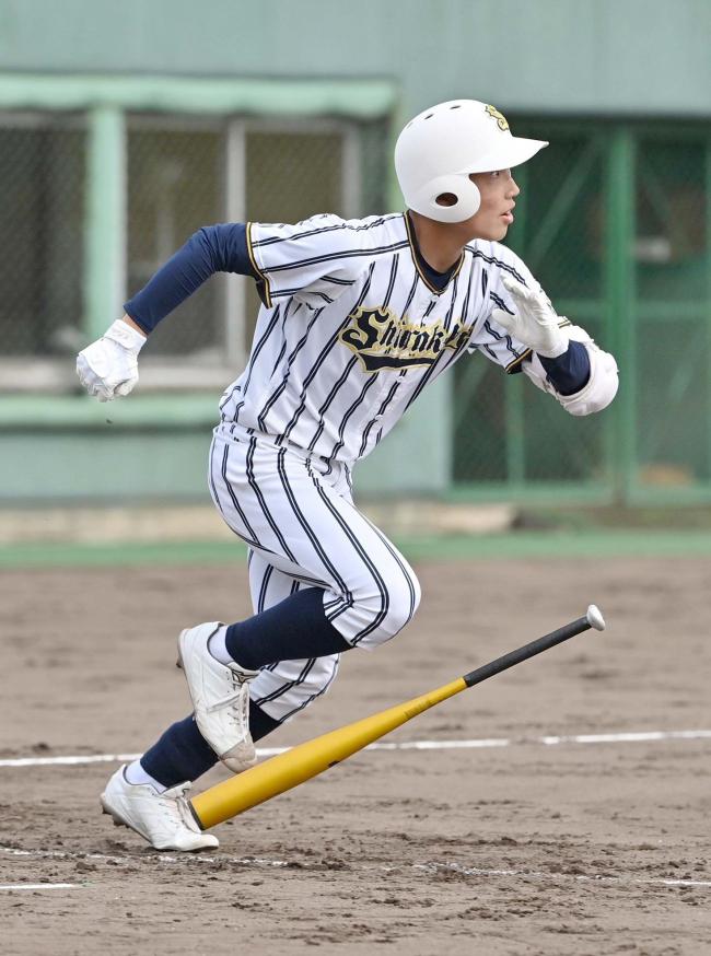 白樺学園、金丸の本塁打など猛打で帯工に勝利、駒苫の橋本も活躍 道秋季高校野球大会